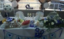 10 августа на теплоходе Держава состоялась свадьба