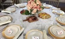 Свадебное торжество на теплоходе Пальма де Сочи