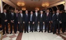 Форум стран экспорта газа на теплоходе River Palace